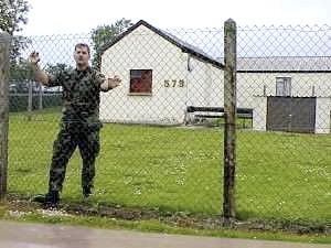 RAF Prison Let Me Out